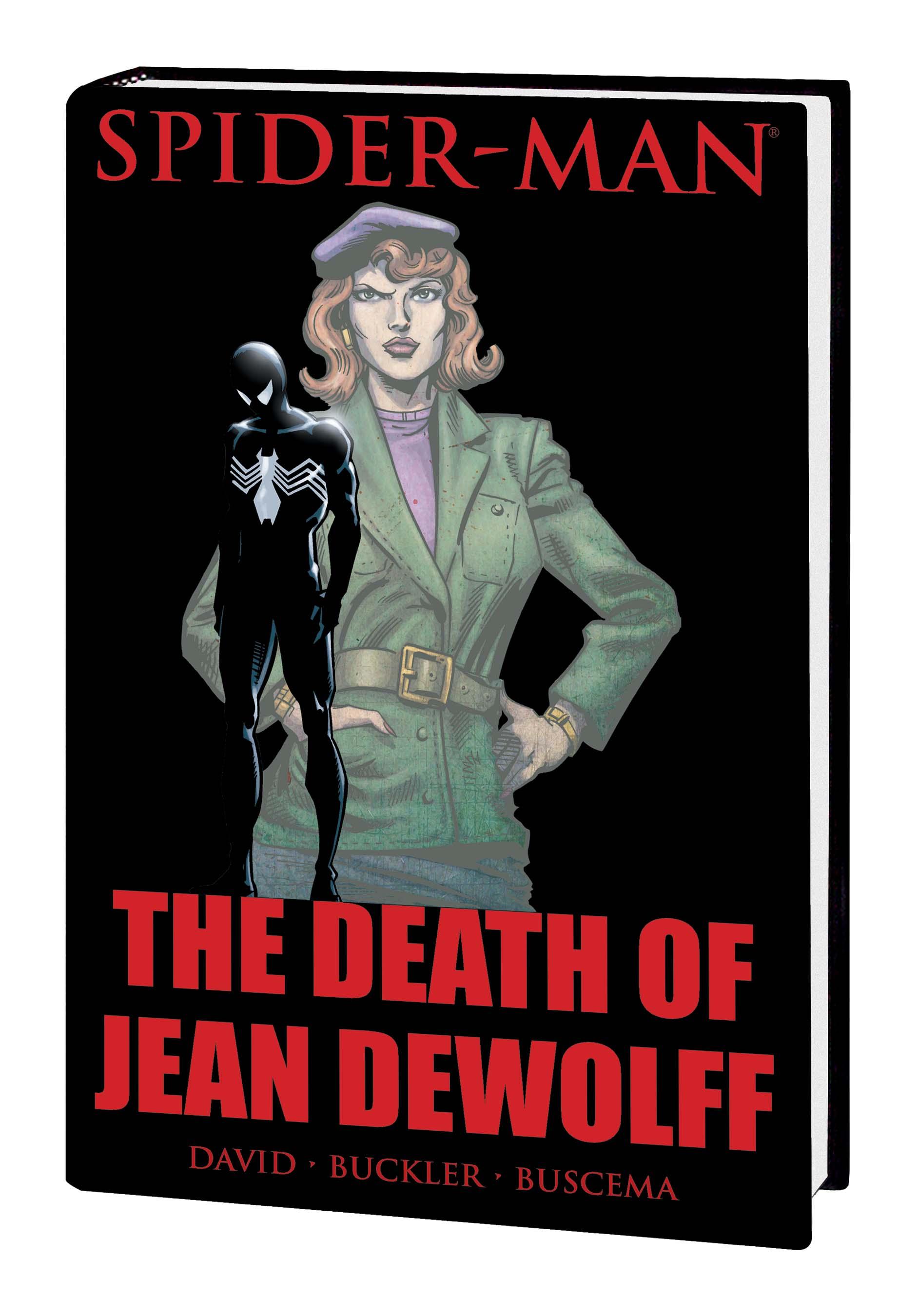 Spider-Man: The Death of Jean Dewolff (Hardcover)