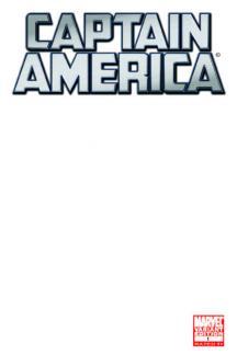 Captain America (2011) #1 (Blank Cover Variant)