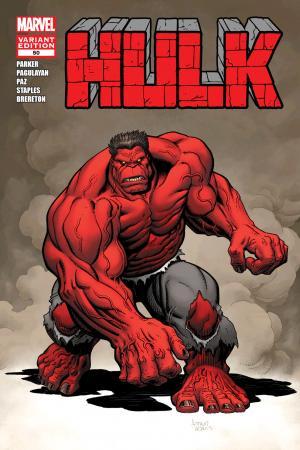 Hulk #50  (Adams Variant)