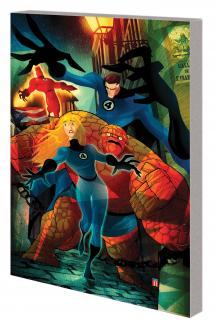 FANTASTIC FOUR: ISLAND OF DEATH TPB (Trade Paperback)