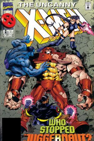 Uncanny X-Men (1963) #322