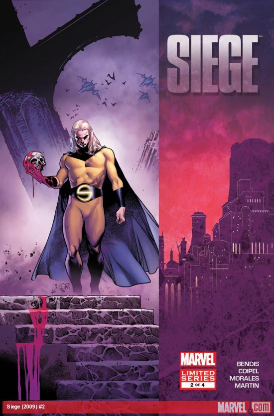 Siege (2009) #2