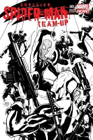 Superior Spider-Man Team-Up (2013) #1 (Party Sketch Variant)