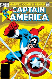 Captain America (1968) #275