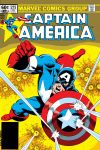 Captain America (1968) #275 Cover