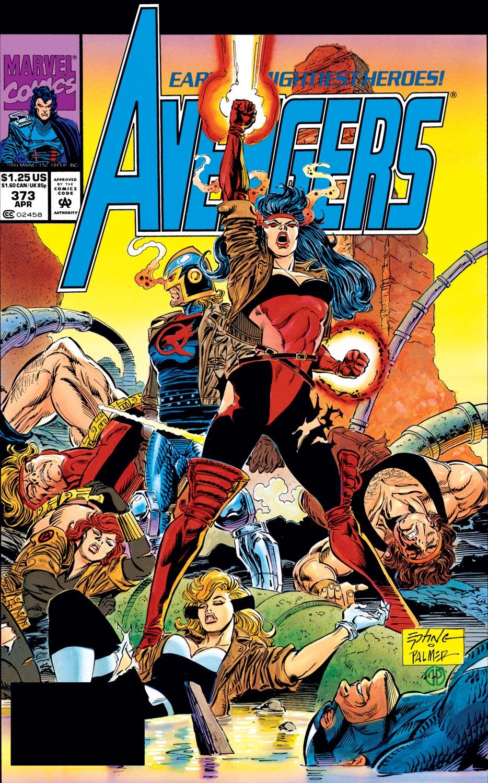 Avengers (1963) #373