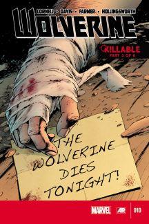 Wolverine (2013) #10