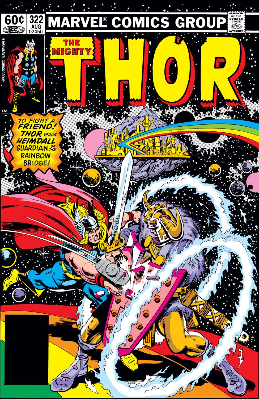 Thor (1966) #322
