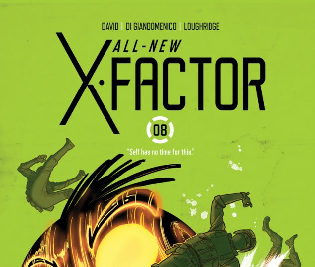 All-New X-Factor (2013) #8