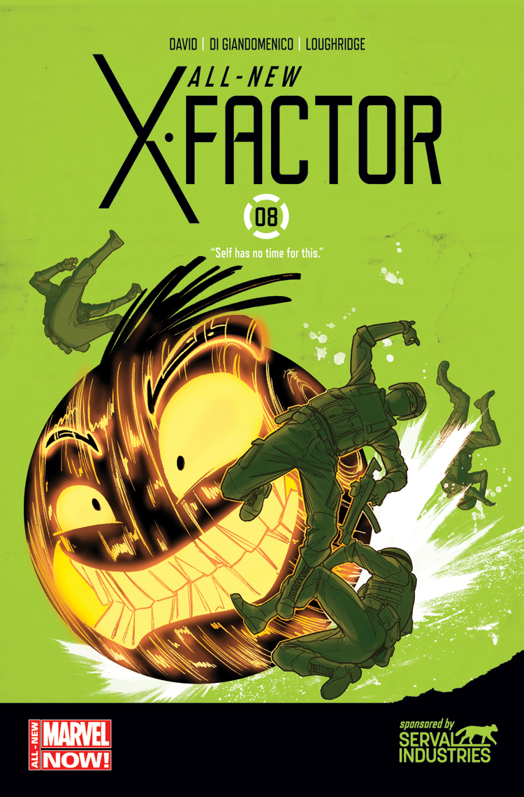 All-New X-Factor (2014) #8