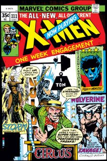 Uncanny X-Men #111