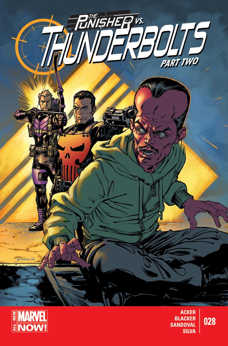 Thunderbolts (2012) #28