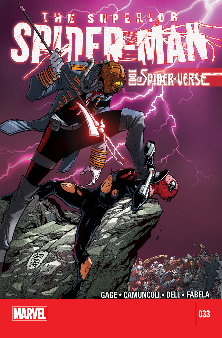Superior Spider-Man (2013) #33