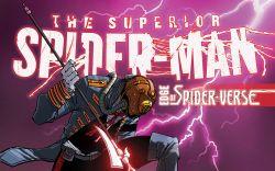 SUPERIOR SPIDER-MAN 33 (EOSV, WITH DIGITAL CODE)