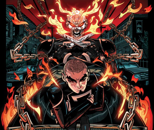 ALL-NEW GHOST RIDER 7 (WITH DIGITAL CODE)