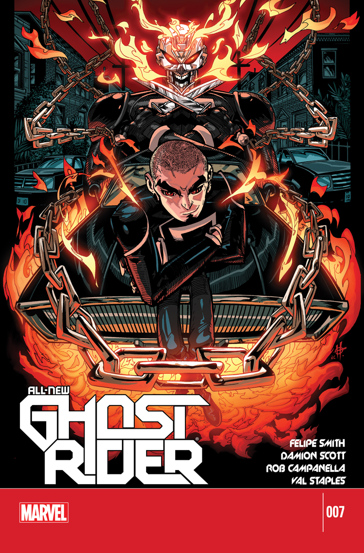 All-New Ghost Rider (2014) #7
