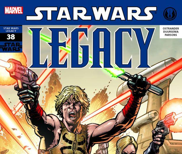 Star Wars: Legacy (2006) #38