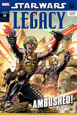 Star Wars: Legacy #38