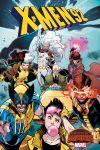 X-Men '92 #1 cover by Pepe Larraz