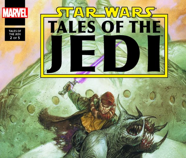 Star Wars: Tales Of The Jedi (1993) #2
