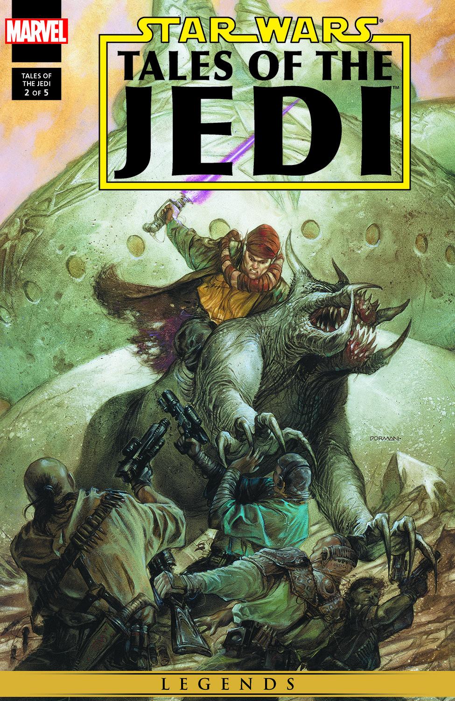 Star Wars: Tales Of The Jedi (1993) #2