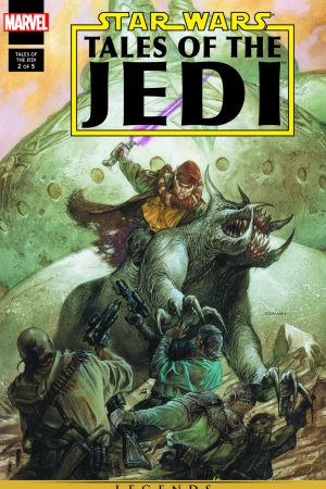 Star Wars: Tales Of The Jedi #2