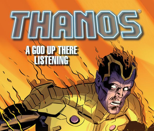 Thanos: A God up there Listening Infinite Comic (2014) #3