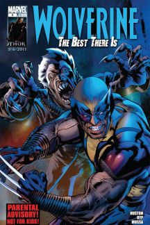 Wolverine: The Best There Is #5