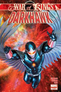 War of Kings: Darkhawk (2009) #1