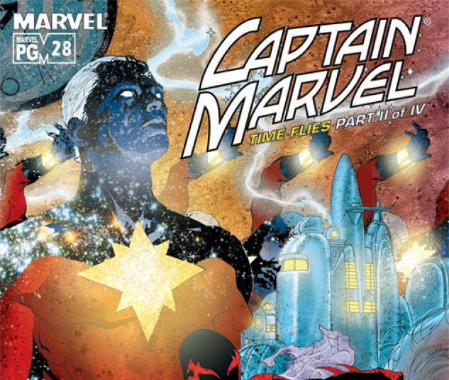 Captain Marvel (2000) #28