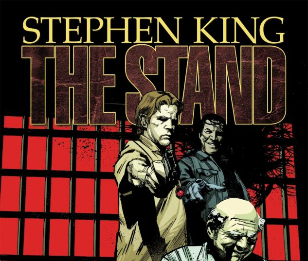 The Stand: Sixth Series (2011) #4 Cover