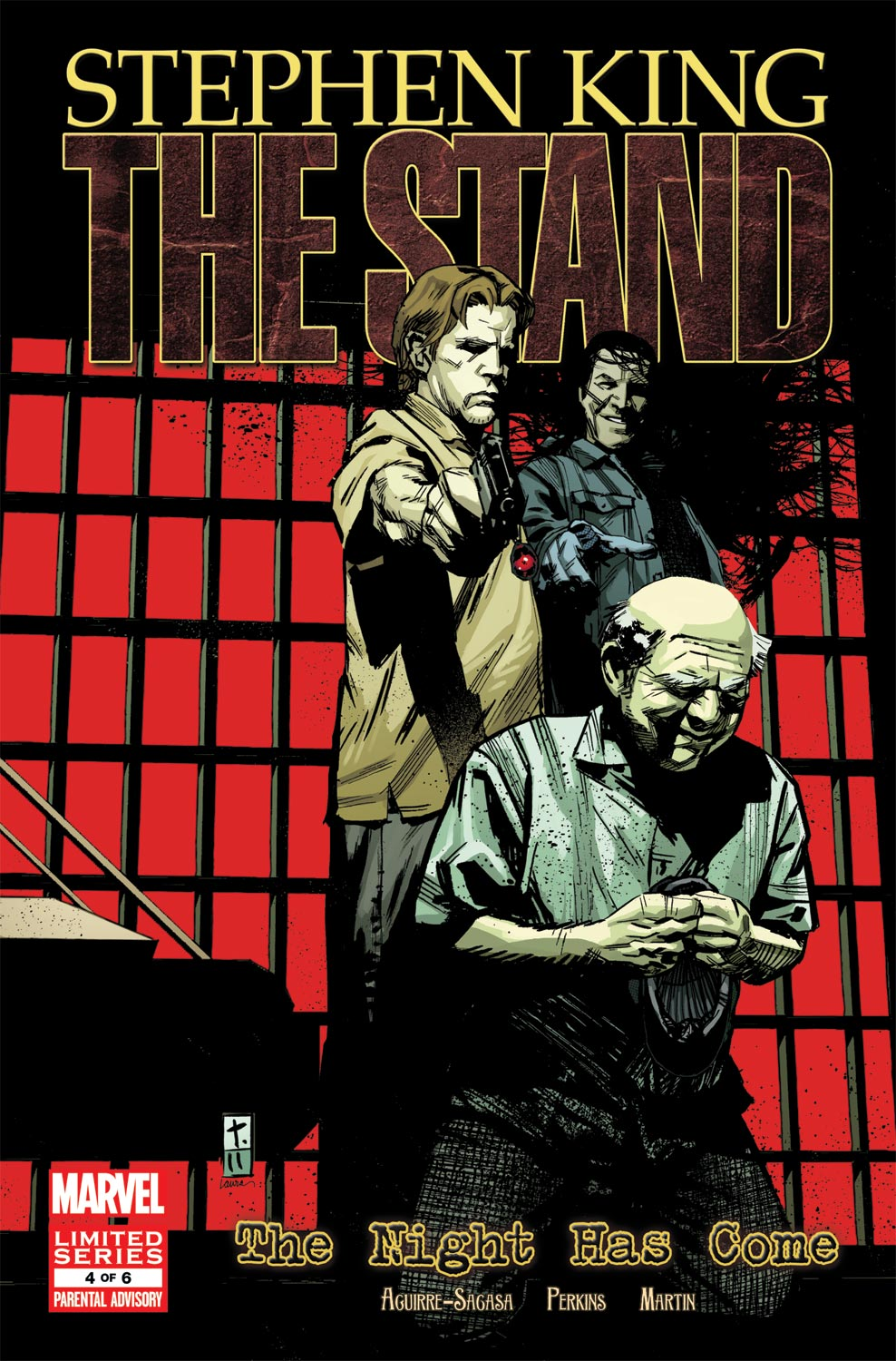 The Stand: The Night Has Come (2011) #4