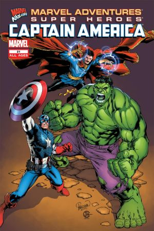 Marvel Adventures Super Heroes (2010) #21