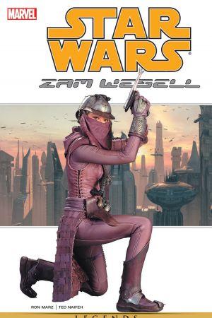 Star Wars: Zam Wesell (2002) #1