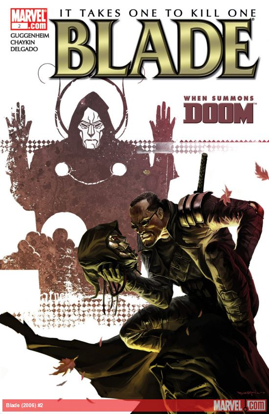 Blade (2006) #2