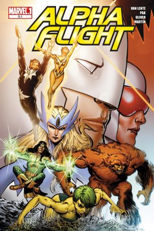 Alpha Flight #0.1