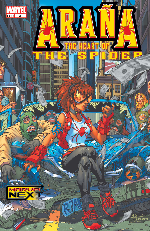 Arana: The Heart of the Spider (2005) #3