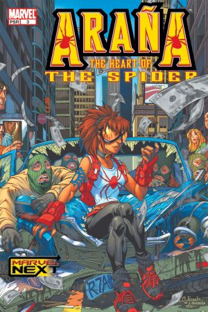 Arana: The Heart of the Spider #3