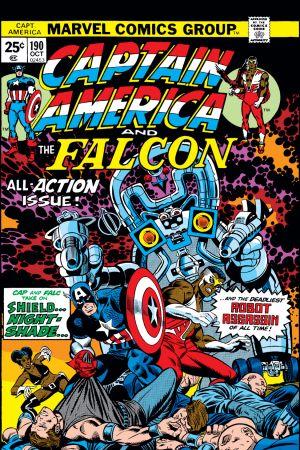 Captain America (1968) #190