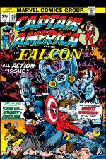 Captain America (1968) #190 cover