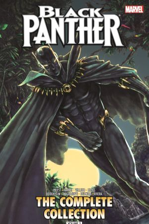 BLACK PANTHER BY CHRISTOPHER PRIEST: THE COMPLETE COLLECTION VOL. 3 TPB (Trade Paperback)