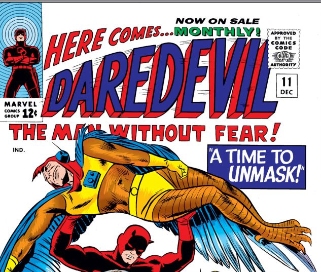 DAREDEVIL (1964) #11 Cover