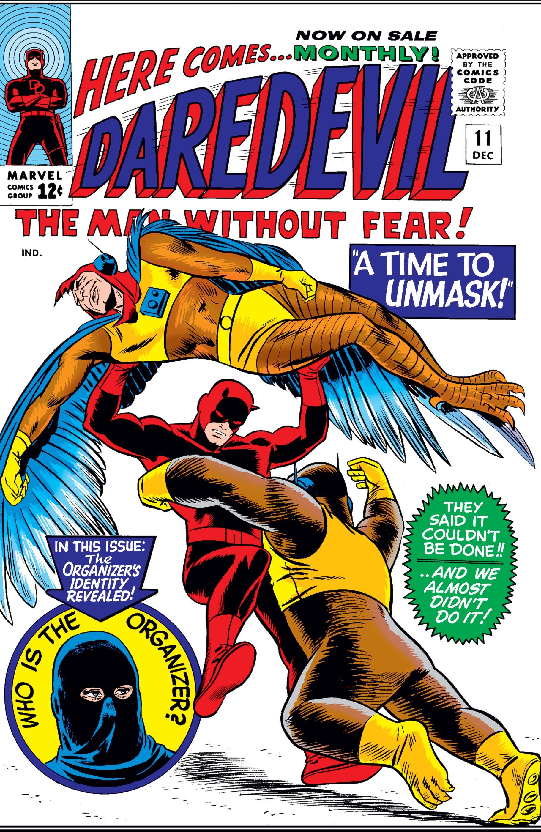 Daredevil (1964) #11