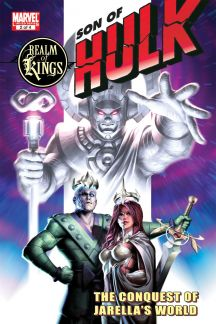 Realm of Kings: Son of Hulk #2