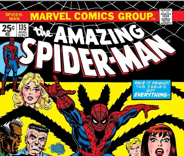Amazing Spider-Man (1963) #135