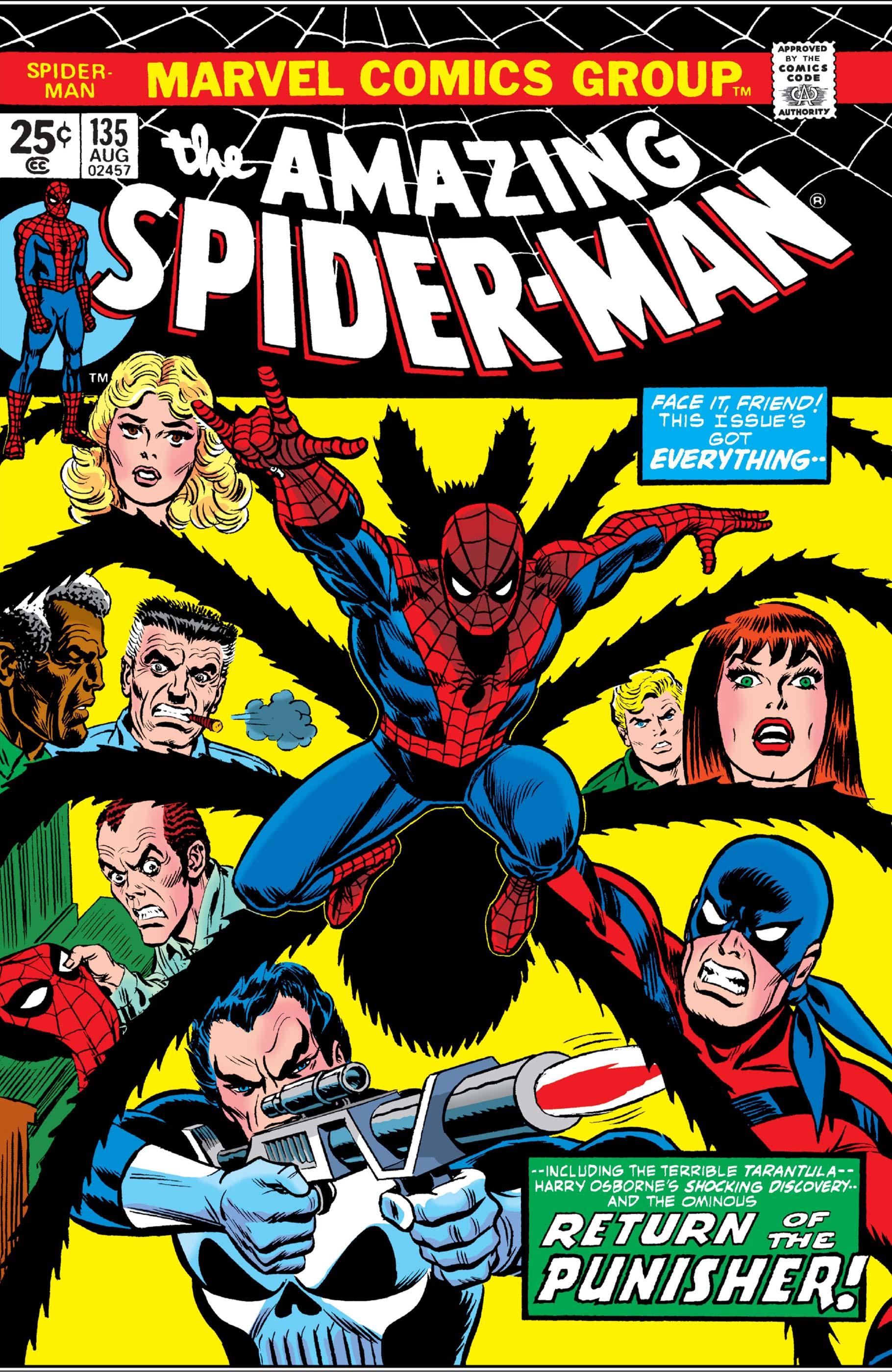 The Amazing Spider-Man (1963) #135