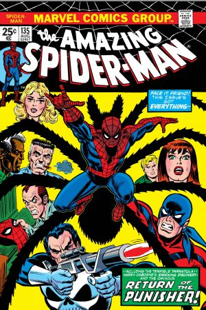 The Amazing Spider-Man (1963) #135