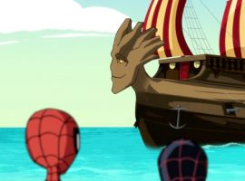 Marvel's Ultimate Spider-Man vs. The Sinister 6, Season 4 Ep 19
