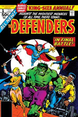 Defenders Annual (1976) #1