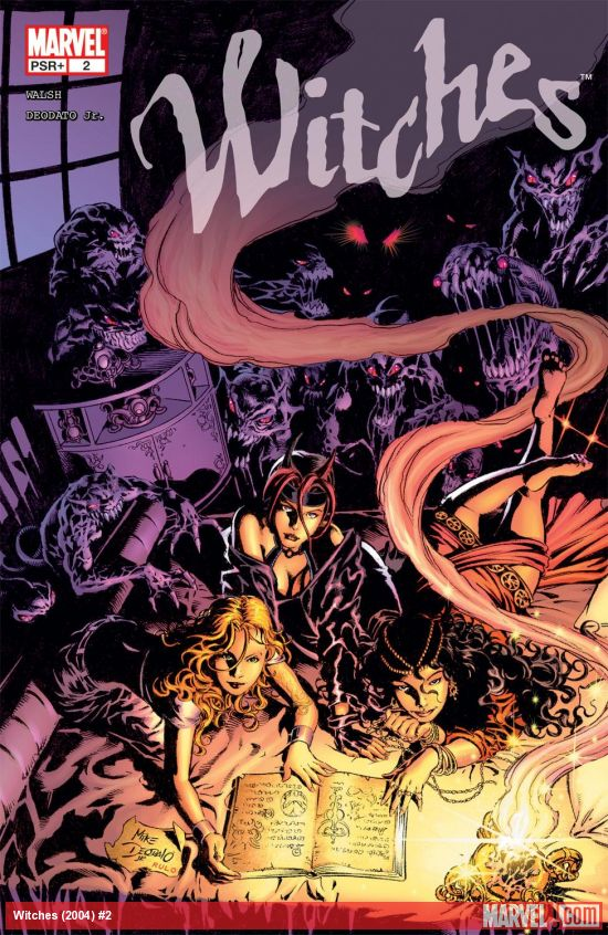 Witches (2004) #2